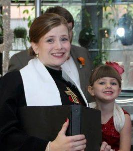 pastor marianne